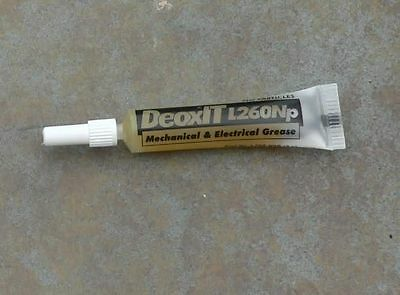 DeoxIT GREASE (Calilube) Squeeze Tube Electrical GREASE