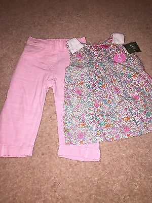 Girls NEXT Outfit 9-12 Months - New With Tags