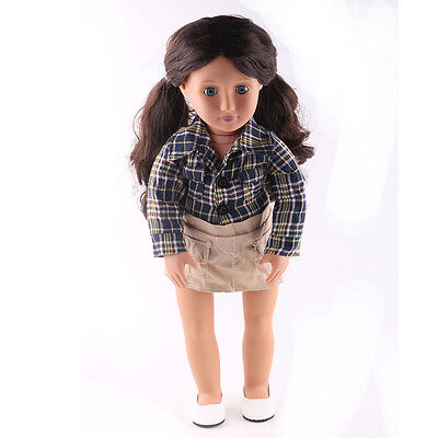 cute  Doll Clothes Doll Clothes for18 inch American Girl (only clothes) n270