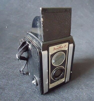 KODAK Duaflex II CAMERA WITH CASE