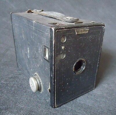 Kodak No 2 Brownie Model F box camera