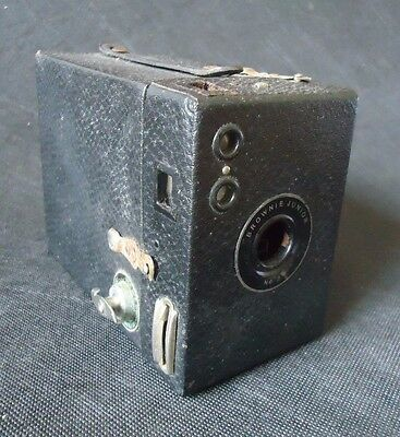 Kodak brownie junior No 2 box camera