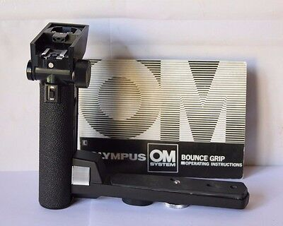 Olympus OM Power Bounce Grip 1 For T32  Flash