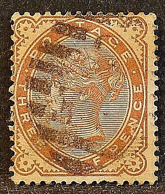GB Stamps sg167 1½d Venetian red