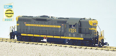 USA Trains G Scale GP7-9 Diesel Locomotive R22128 Canadian National - Green/Yell
