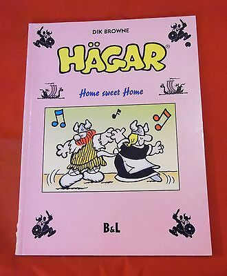 Hägar Band 3 , Home Sweet Home , B&L , 2000 , Z 2