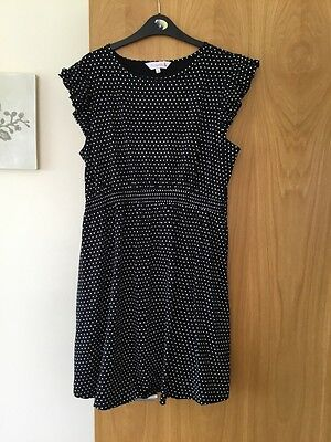 Size 14. Ladies Maternity Dress. By Red Herring