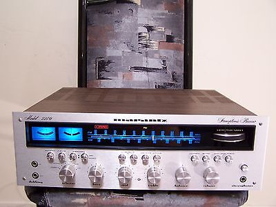 Marantz 2270 Stereo Receiver Amplifier Fully Serviced MINT
