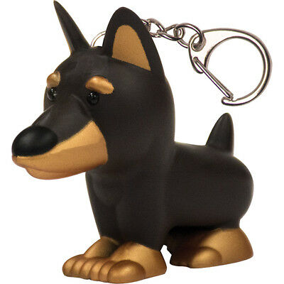 Keygear Doberman Pinscher Light