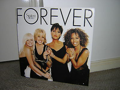 Spice Girls Promotional Display Board - Forever