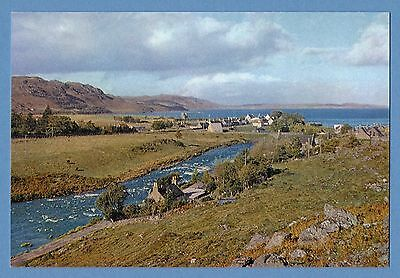 Dixon Postcard - Poolewe & Loch Ewe, Ross-Shire