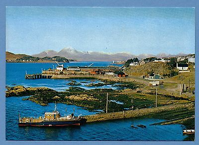Dixon Postcard - Kyle Of Lochalsh, Ross-Shire