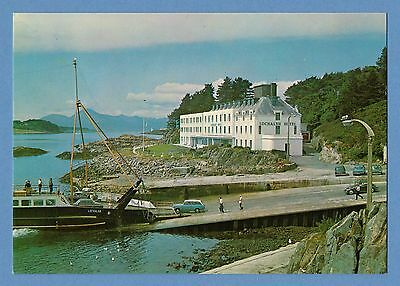 Dixon Postcard - Lochalsh Hotel, Kyle Of Lochalsh, Ross-Shire
