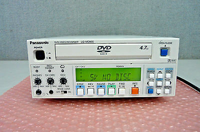 Panasonic LQ-MD800 Medical / Professional DVD RAM DVD-R NTSC/PAL Recorder/Player