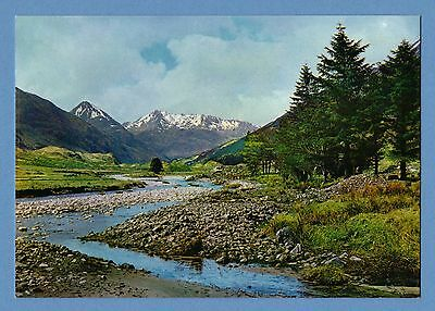 Dixon Postcard - Glen Shiel, Ross-Shire