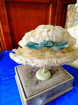 A Stunning Rare Early Edwardian Lady's Bonnet C.1902