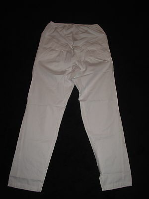 nwt next white maternity trousers  size 14 long