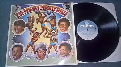 The Dells - Lp - The Mighty Dells - Chess Records - Uk - 9109 100