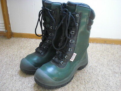 Oregon Chainsaw Boots Class 2 Size 6 euro 39