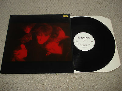 "The House Of Love - Shine On  12"" Vinyl Original 1987 Creation Records Cre043 T"