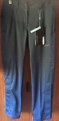 Nike Golf Storm Fit Ladies Trousers Size Small ( 10 / 12) Brand New.