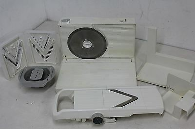 KENWOOD SL250 Electric Food Meat Slicers Kitchen Cutter Preperation Surface