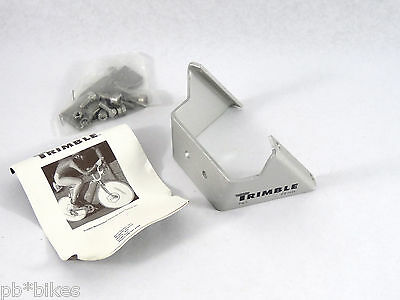 Trimble Water bottle cage double Adapter for under Saddle USA Vintage Bike NOS