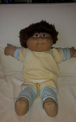 Vintage Cabbage Patch Kid Doll