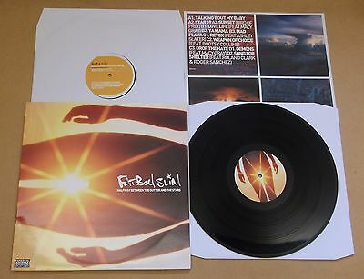 FATBOY SLIM Halfway Between The Gutter & The Stars 2015 UK remastered vinyl 2-LP