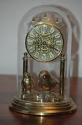 Antique/vintage Acctim Quartz German Anniversary Clock.