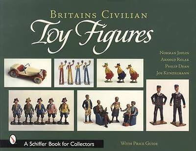 Vintage Britains Civilian Lead Toy Soldier & Figurine Collector Guide 1880s-1966