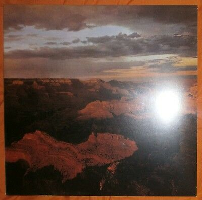JOHNNY CASH Ferde Grofé's The Lure Of The Grand Canyon 1961 RE Lp vinilo MINT