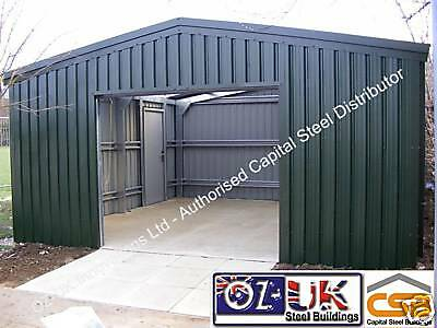 School Sports equipment Storage Steel Building OZ-UK! Spring 2017 Offer