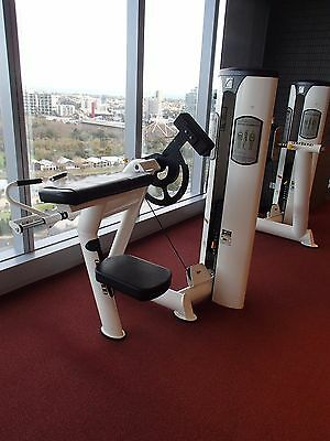 FreeMotion Epic Strength Seated Bicep Curl Gym/Fitness Machine 33828