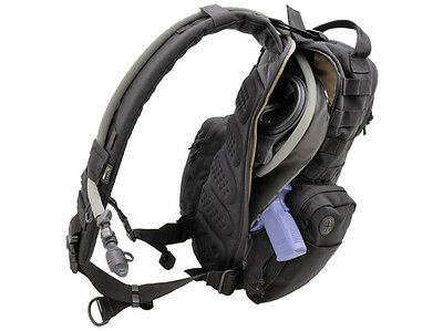 Hazard4 Evac Rocket Sling Pack, Black EVC-RKT-BLK Carrying Bag