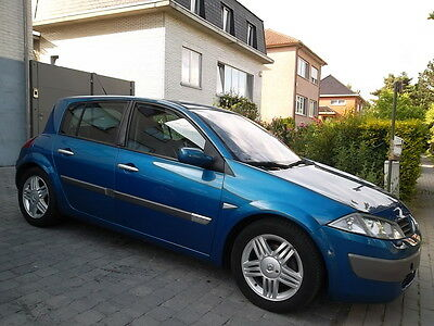 Renault Megane 2.0i 16v AUTOM 70.000 KM! PACK SPORT! FULL OPTION!