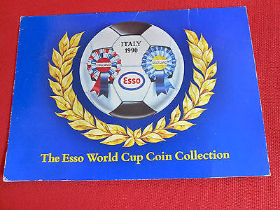 esso world cup collection 1990