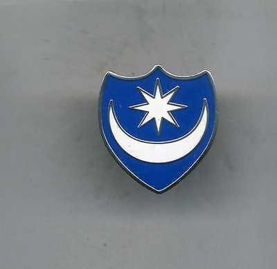 Portsmouth  Fc   Football Pin Badge