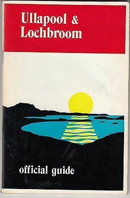 Ullapool & Lochbroom Official Guide 1972