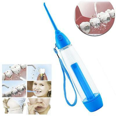 70ml Dental Oral Care Water Jet Irrigator Flosser Tooth SPA Teeth Pic Cleaner SS