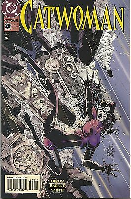 CATWOMAN #20 (1993) Back Issue (S)