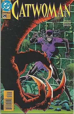 CATWOMAN #21 (1993) Back Issue (S)