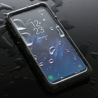 Swimming Waterproof Shockproof Hard Case Cover For Samsung Galaxy S8/ S8 Plus