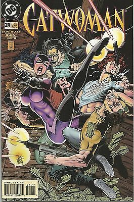 CATWOMAN #24 (1993) Back Issue (S)