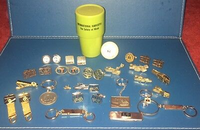 Collection Of Vintage International Harvester Items - Australia And New Zealand