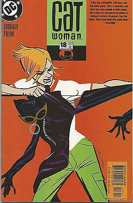 CATWOMAN #18 (2002) Back Issue (S)