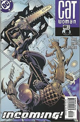 CATWOMAN #40 (2002) Back Issue (S)