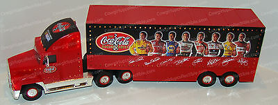 Coca-Cola Nascar Carrier (Offical Coke Products) 2002,  Limited Edition