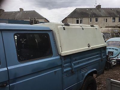 Vw Syncro T 25 Doka Pick Up Truckman Top