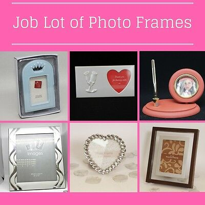 SHOP CLEARANCE. 50 x Mixed Picture Photo Frame. Job Lot. Must Go.